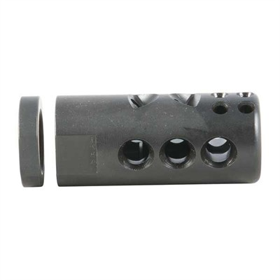 Smith Enterprise Ar .308  Muzzle Brake .905 30 Caliber - Muzzle Brake .905 30 Caliber 5/8-24 Ss Nitride