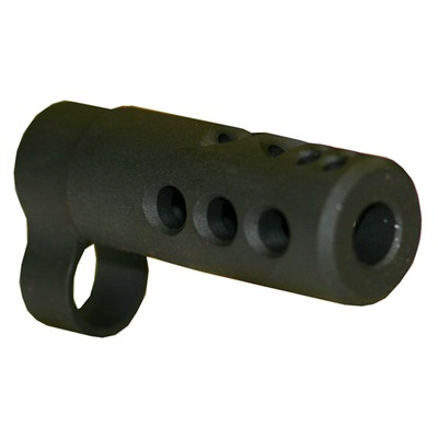 Smith Enterprise Springfield M1 Garand Muzzle Brake 30 Caliber - Muzzle Brake 30 Caliber 9/16-32 Ss Phosphate