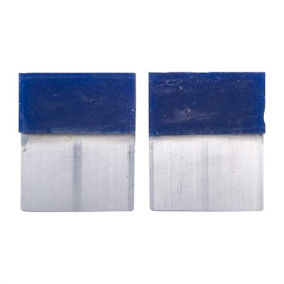 "Super-Hold Vise Jaw Pads - 4"" Blue"