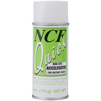 Satellite City Ncf Quick Aerosol Accelerators - 6oz. Quick Accelerator Aerosol