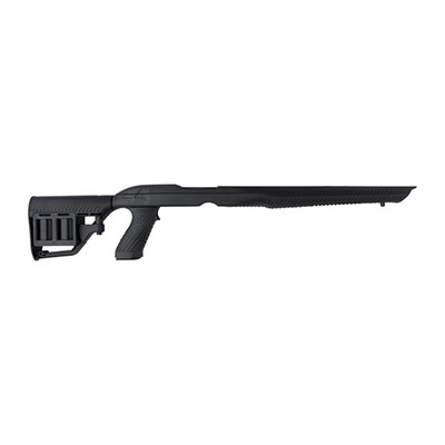 Tacstar Ruger~ 10/22~ Rm4 Tactical Stock Adjustable