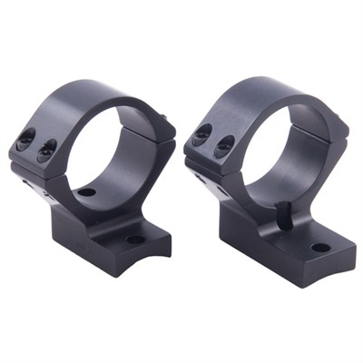 Light Weight Scope Mount 30mm Model 700-721-722-725-40x-low-blk : Optics & Mounting by Talley for Gun & Rifle