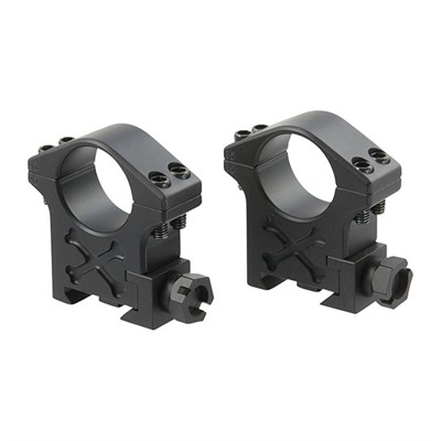 Talley Tactical Scope Rings - 1