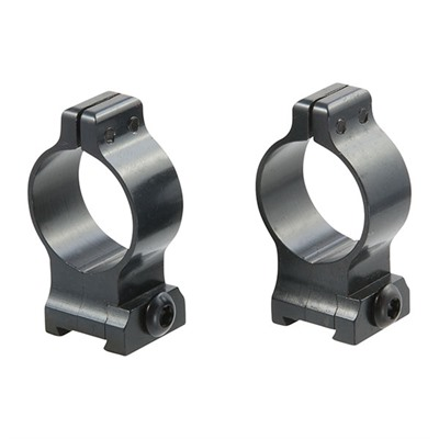 Talley Quick Detach Scope Rings - 1