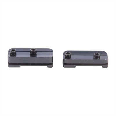 Talley Scope Ring Bases - Remington 700 Scope Base, Black