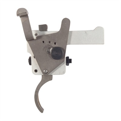 Timney Weatherby Vanguard Trigger - Howa/Weatherby/S&W Trigger, Nickel