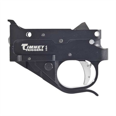 Timney 10/22 Drop-In Trigger Assembly - 10/22 Drop-In Trigger Assembly, Silver
