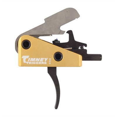 Timney Ar-15 Drop-In Trigger Module Solid Shoe - Ar-15 Small Pin Trigger Module, 4 Lbs, Solid Shoe
