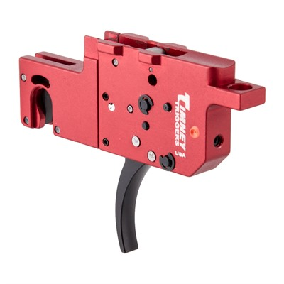 Timney Ruger Precision Rifle 2 Stage Triggers - Ruger Precision Rifle 2 Stage Trigger Curved