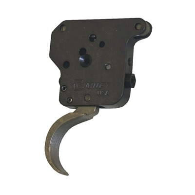 Remington Trigger - Rh Nickel Featherweight Trigger W/O Safety