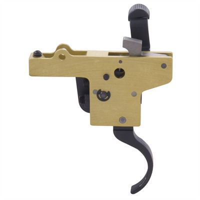 Featherweight Deluxe Triggers W/Safety - Fwd Fits Fn Mauser With Safety