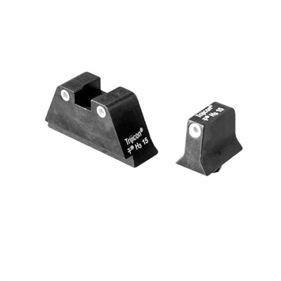 Trijicon Suppressor Tritium Night Sight For Large Frame Glock?