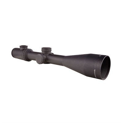 Trijicon Accupower 4-16x50mm Led Moa Crosshair Reticle - 4-16x50mm Green Led Illuminated Moa Crosshair