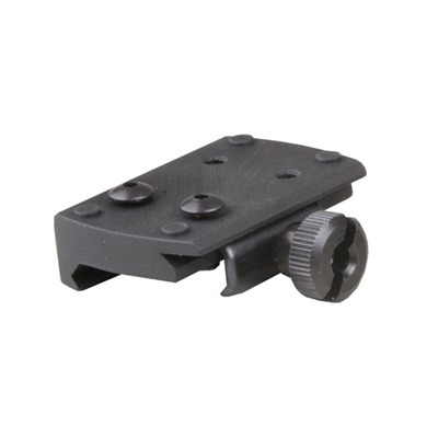Reddot? Sight Mounts Ms19 Weaver / picatinny Mt Trijicon Rd : Optics & Mounting by Trijicon for Gun & Rifle