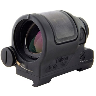 Sealed Reflex Sight - Trijicon Sealed Reflex Sight W/ Quick Release Mount