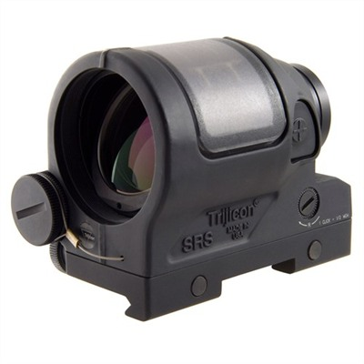 Sealed Reflex Sight - Trijicon Sealed Reflex Sight W/Flattop Mount