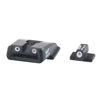 Trijicon S&W Tritium Night Sight Set - Fits S&W M&P Shield