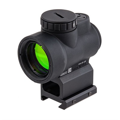 Mro™ (Miniature Rifle Optic) - 1x25 Mro 2 Moa Red Dot W/Full Co-Witness Mount