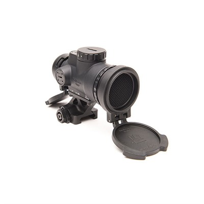 Trijicon Mro Patrol 2 Moa Red Dot With Cowitness Qr Mount - Mro Patrol 2 Moa Red Dot Co-Witness Qr Mount