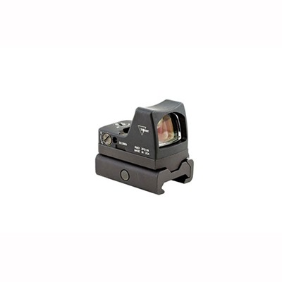 Trijicon Rmr Type 2 Rm02 6.5 Moa Led Reflex Sight With Rm34w Mount - Rmr Type 2 6.5 Moa Led Red Dot Sight W/Rm34w Mount