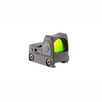 Trijicon Rmr Type 2 Rm06 3.25 Moa Adjustable Led Reflex Sight With Rm33 Rmr Type 2 3.25 Moa Red Dot Led Sight W/Rm33 Rail Mount