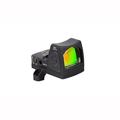Trijicon Rmr Type 2 Rm06 3.25 Moa Adjustable Led Reflex Sight With Rm66 - Rmr Type 2 3.25 Moa Red Dot Led Sight W/Rm66 Mount