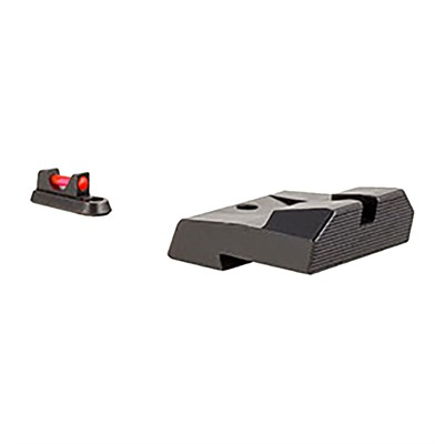 Trijicon Cz Fiber Sight Sets - Cz P-10, P-10 C Fiber Sight Set