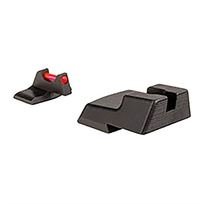 Trijicon H&K Fiber Sight Set - H&K Hk45 Fiber Sight Set