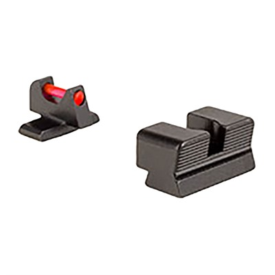 Trijicon Springfield Fiber Sight Sets - Springfield Xds Fiber Sight Set