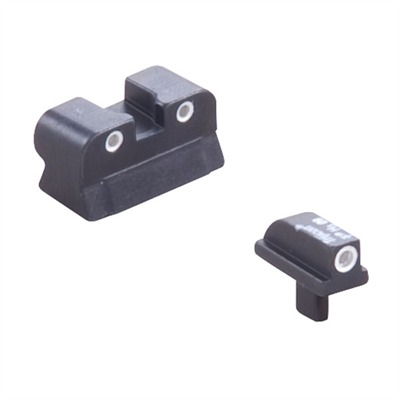 1911 Auto Tritium Sights - Fits Colt 1911, (Fxd.) Narrow