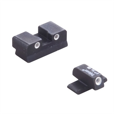Tritium Handgun Sights Sg01 Sig 3-dot Fxd Trijicon Sight : Handgun Parts by Trijicon for Gun & Rifle