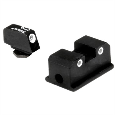 Trijicon Walther Tritium Night Sight Sets - Fits Walther P-99 (Fxd.)