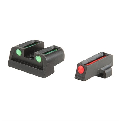 Truglo Sig Sauer Fiber Optic Brite-Site Sight Sets - Brite-Site Fiber Optic Sig #6/#8 Sight Set