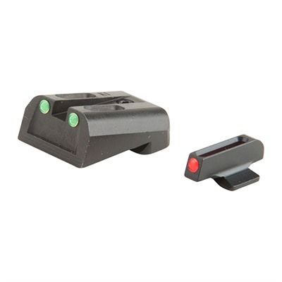 Truglo Kimber 1911 Fiber Optic Brite-Site Sight Sets - Brite-Site Fiber Optic Kimber Sight Set
