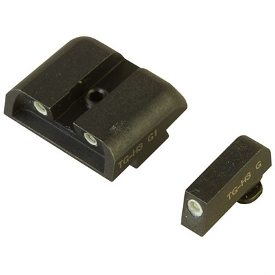 Truglo Tritium Brite-Site Night Sight Sets For Glock - 231g1 Tritium Brite-Site For Glock 17/22
