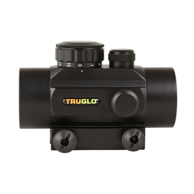 Truglo 30mm Red Dot Sights - Traditional Red Dot Sight