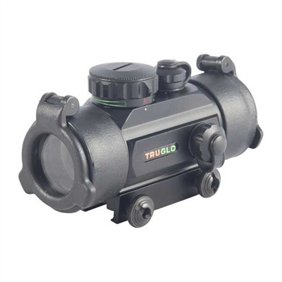 Truglo 30mm Red Dot Sights - Dual Color Red Dot Sight