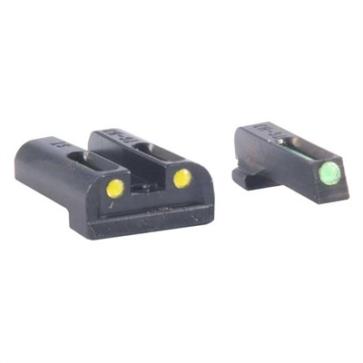 Sig Sauer Tritium Fiber Optic (Tfo) Sight Sets