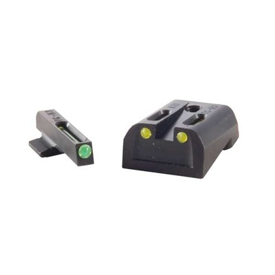 Truglo Kimber 1911 Tritium Fiber Optic (Tfo) Sight Sets