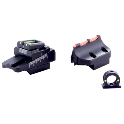 Truglo Tru-Point Xtreme Shotgun Sight Set