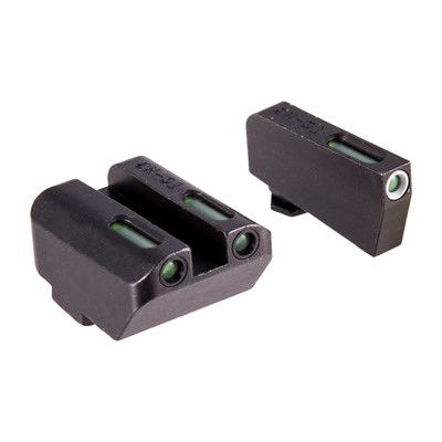 Truglo Tfx Tritium Sight Set Glock Suppressor Height - Tfx Tritium Sight Set Glock Sm Frame Suppressor Height