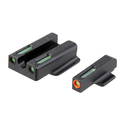 Truglo Ruger Tfx Pro Sight Sets - Ruger Lc9/9s/380 Tfx Pro Sight Set