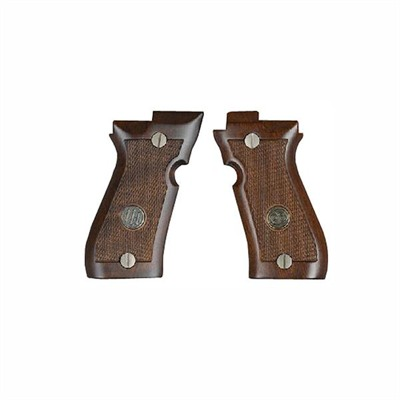 Beretta Usa Grips, 84f Wood