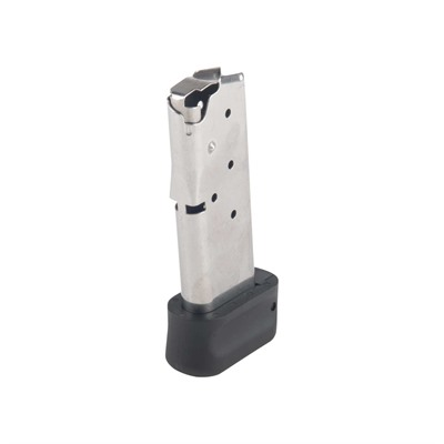 Beretta Usa Magazine, 6-Round, Ss, 9mm - Magazine, 8-Round, Ss, 9mm