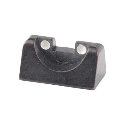 Beretta Usa Rear Sight, C90 3dot White