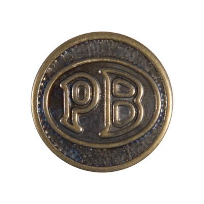 Beretta Usa Pb Logo Grip Medallion