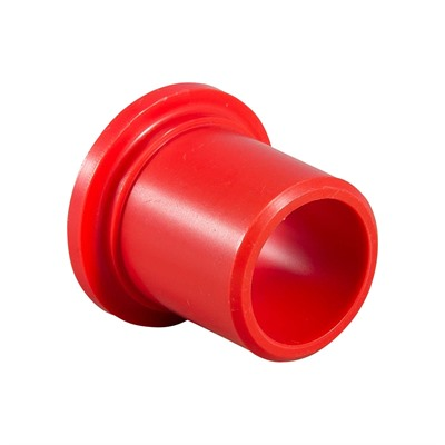 Bushing, F/E Storage, Red, Plastic