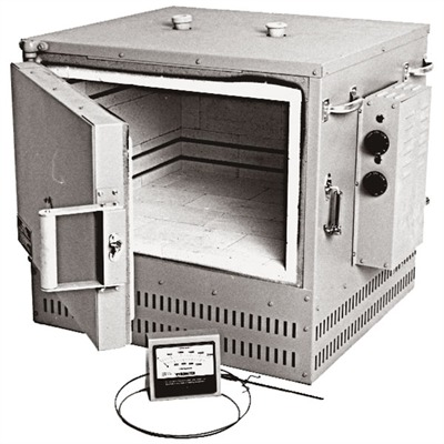 Extra-Large Heat-Treat Furnace - Extra Large Heat Treat Furnace