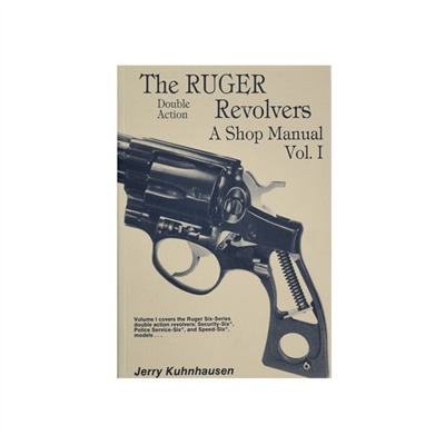 The Ruger Double-Action Revolvers - A Shop Manual