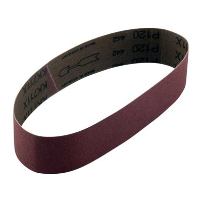 Vsm Abrasives Corporation Sanding Belts - 120 Grit 2